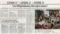 <h5>Association les Artpenteuses 2007</h5>