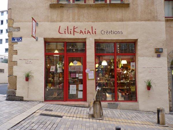 Lilikaiali Atelier Boutique Créations